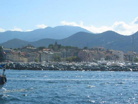 Shaka Sailing : Au départ de St Florent