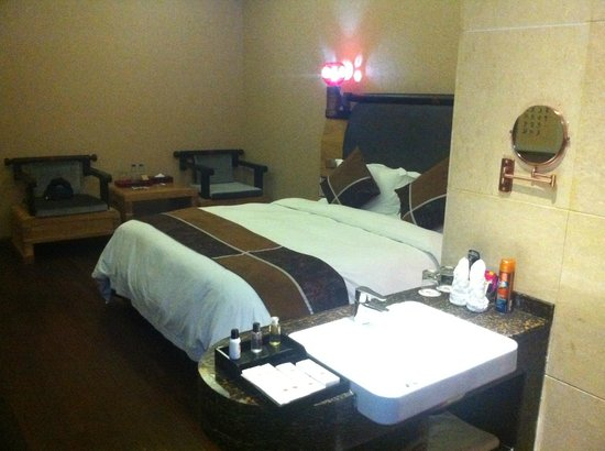 Tangdi Boutique Hotel : Boutique Room