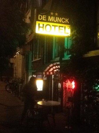 Hotel De Munck vista esterna
