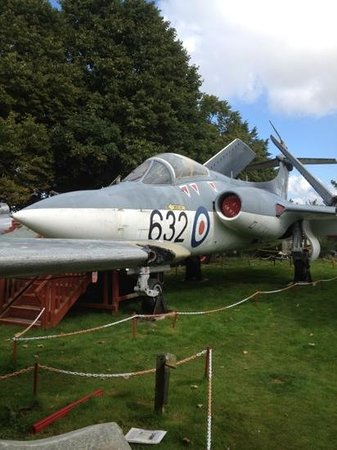 Highland Aviation Museum: Buccaneer