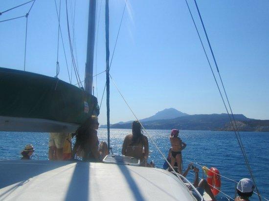 Milos Adventures: boat trip
