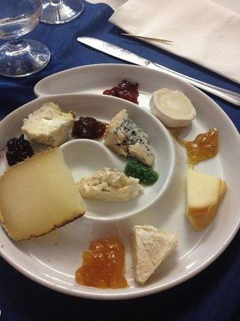 Antica Trattoria Semino: formaggi