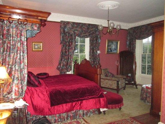 "Plas Hafod Hotel: ""Victorian"" Room"