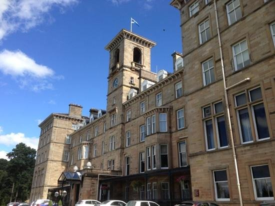 Doubletree by Hilton, Dunblane-Hydro: Hotel Facade