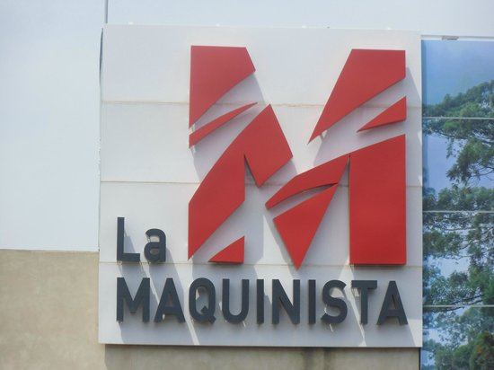 NH Barcelona La Maquinista: maquinista