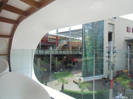 NH Barcelona La Maquinista: interno maquinista cc
