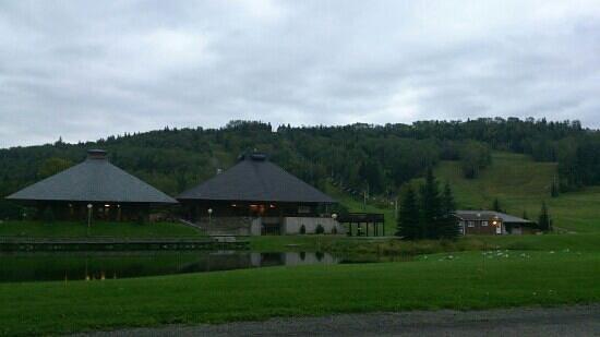 แคมป์เบลล์ตัน, แคนาดา: Le centre de ski Sugarloaf