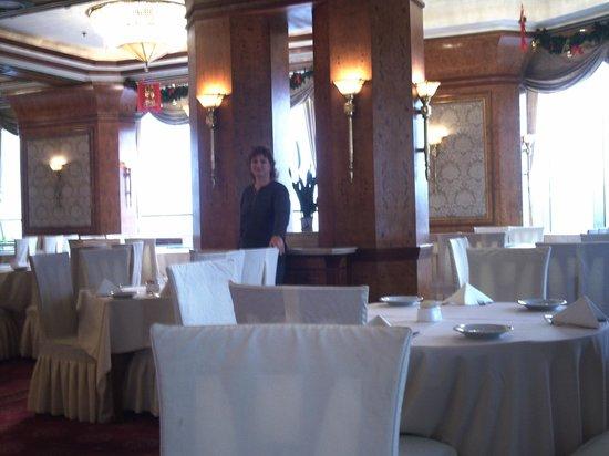 Park Hotel Shanghai: no restaurante