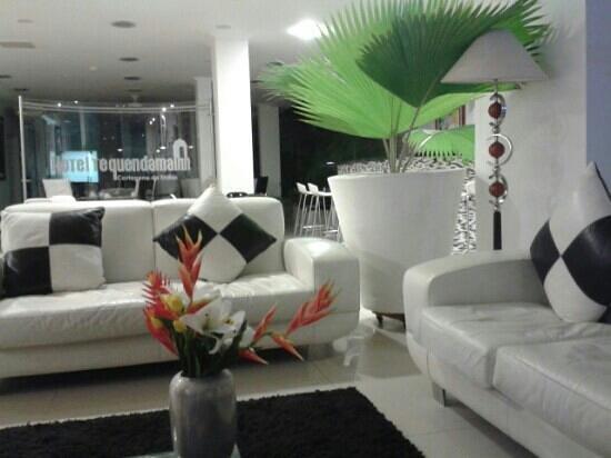 Tequendama Inn Cartagena de Indias: reception room