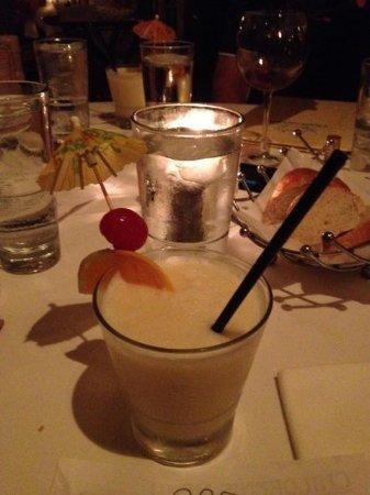 Crab Catcher: Non-Alcoholic Pina Coladas for Kids!