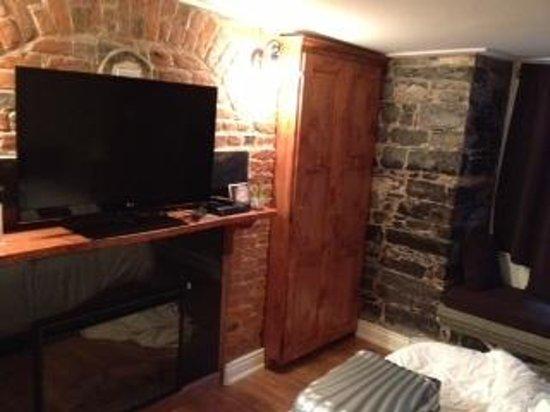 Hotel Acadia: superior room