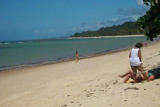 Aracaipe beach : Aracaipe
