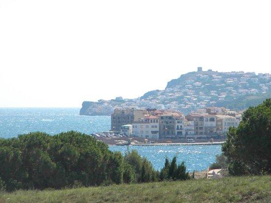 Ruïnes d'Empúries: panorama
