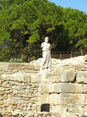 Ruïnes d'Empúries: città greca