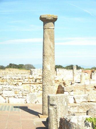 Ruinas de Empuries: città romana