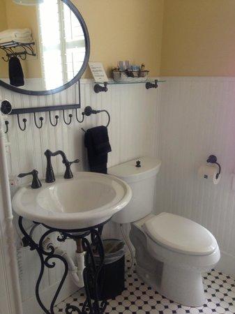 Chamberlin Inn: Vintage-style Bath