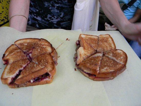 Forktown Food Tours: Gourmet PB&J