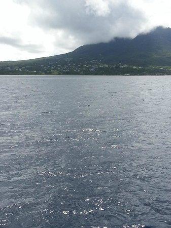 Oualie Beach: Nevis, St Kitts