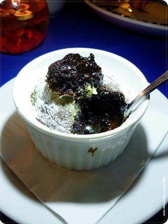 Ristorante Sale e Pepe : Lava Cake