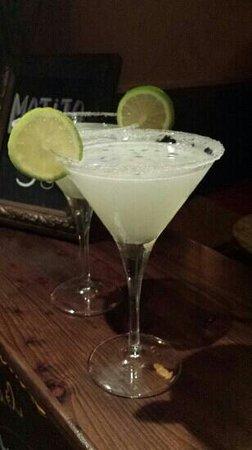 margarita en chulapio bar a crepes