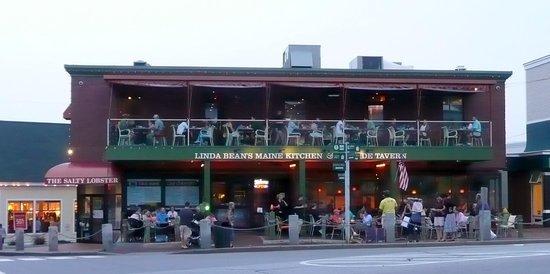 Linda Bean's Maine Kitchen and Topside Tavern: Linda Bean's