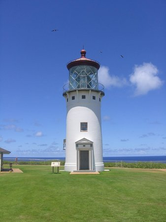 Kilauea Point National Wildlife Refuge: Kilauea Lighthouse