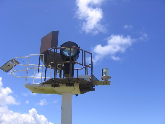 Kilauea Point National Wildlife Refuge: Lighthouse mechanism to date