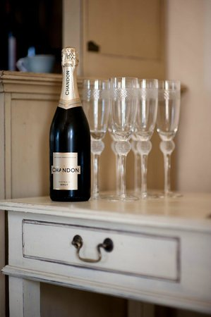 Lavender Hill: In room celebrations