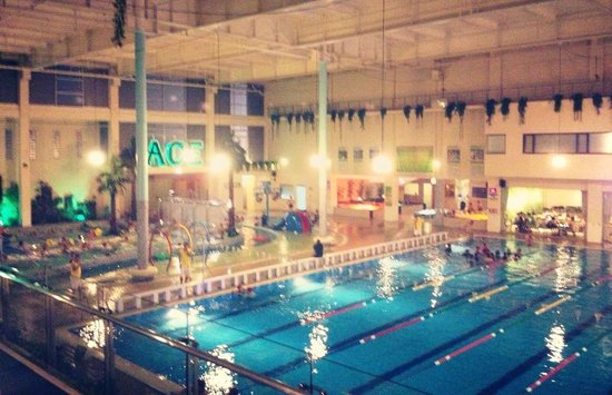 Pasig, Philippines: Ace Water Spa