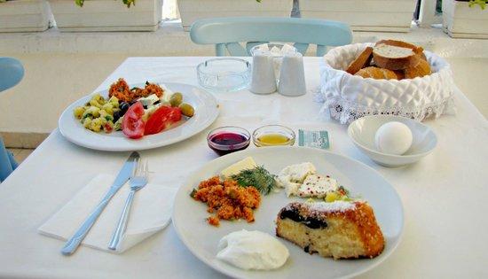Sultanahmet Hotel: colazione