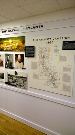 Road To Tara Museum: True museum info on Battle of Jonesboro