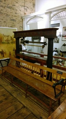 Road To Tara Museum: Scale for weighing cotton
