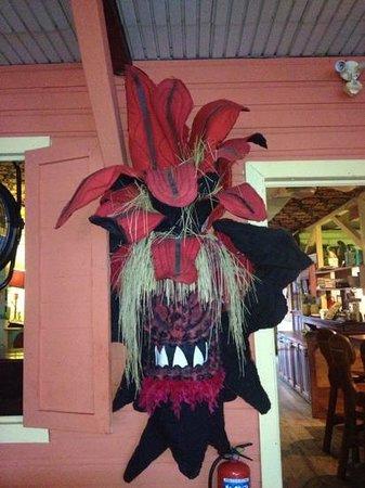 Buena Vista: Huge mask