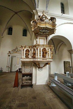 Klosterkirche Woltingerode St. Mariae: Kanzel