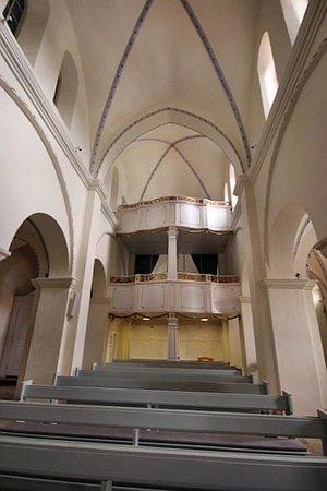 Klosterkirche Woltingerode St. Mariae: Empore