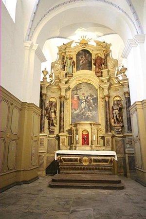 Klosterkirche Woltingerode St. Mariae: Hochaltar