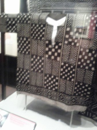 National Museum of African Art : Favorite piece of clothing