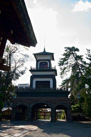 Oyama Shrine : 尾山神社