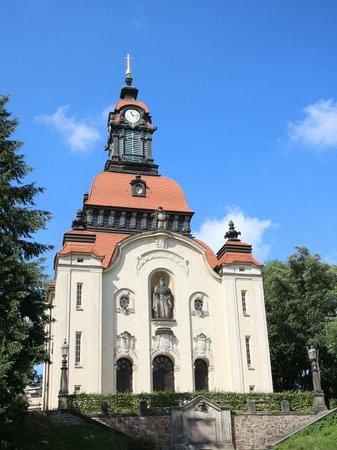 Ev.-luth. Kirche Moritzburg