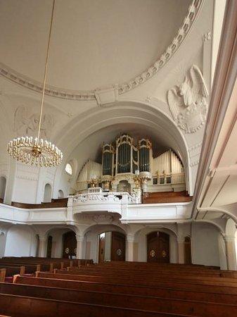 Ev.-luth. Kirche Moritzburg: Orgelempore