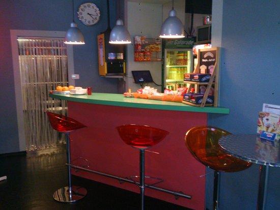 Gothicsauna: Bar