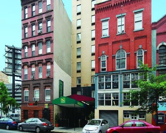 Hudson River Hotel : Petit hôtel très sympathique