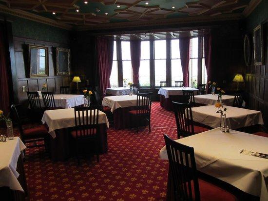 Bunchrew House Hotel: dining room