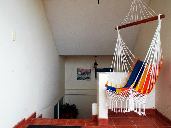 Hostal Miramar Pedernales: AREA DE RECREACION