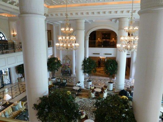 The Leela Palace New Delhi : Lobby