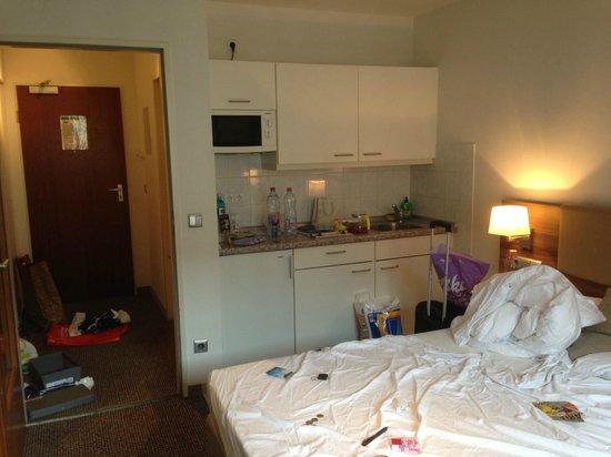 Vi Vadi Hotel: single room