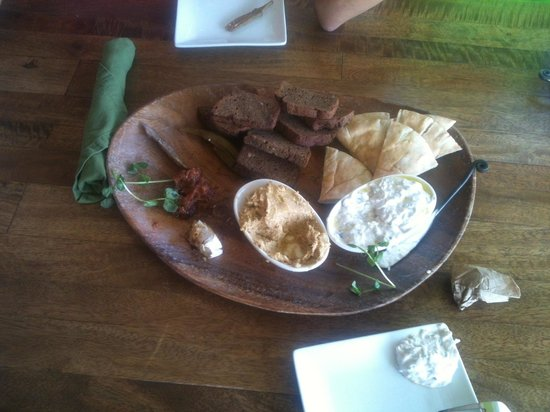 Appetizer Was Excellent Picture Of Fern Flavors From