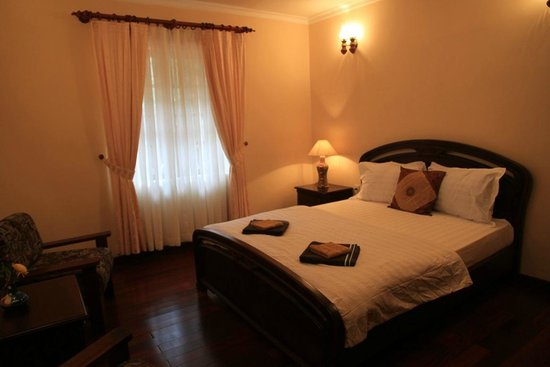 ZEN Cafe & Villa : small guestroom