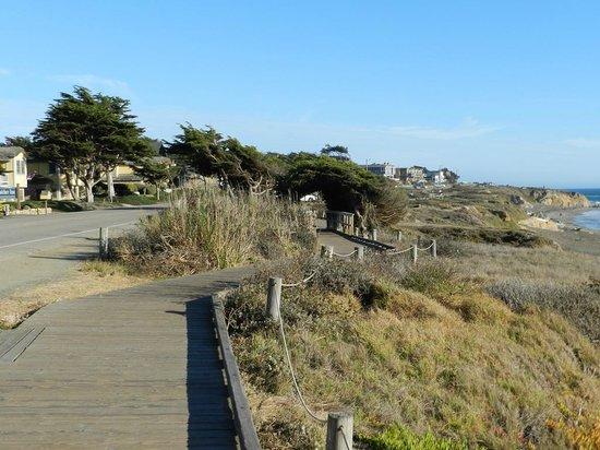 Moonstone Drive, the Boardwalk