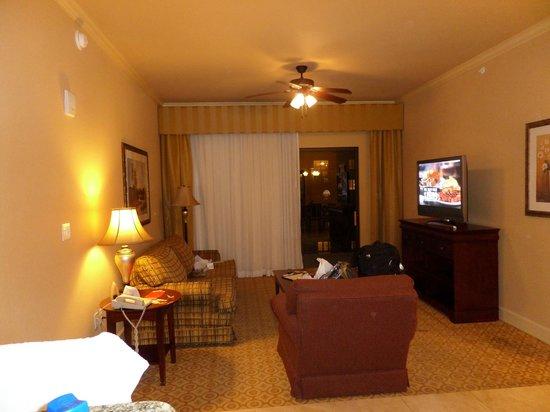 Lake Eve Resort: Sala
